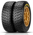 Pirelli KH Reinforced Gravel Rally Tire - 205/65R15 -hard/medium