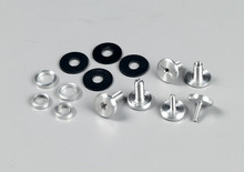 Screw Kit for Open Face Visor