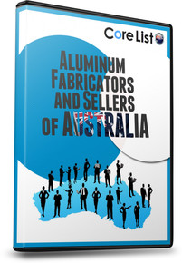 List of Aluminium Businesses of Australia