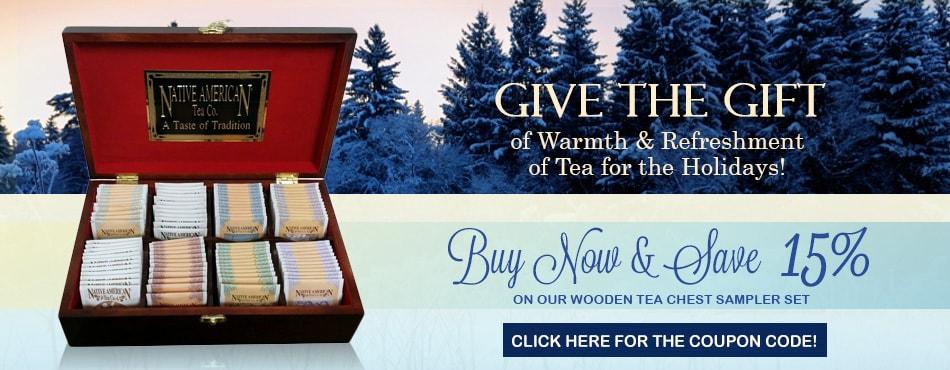 orange pekoe black tea | chamomile tea | spearmint tea