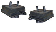 Engine Mount Set AMC 327 V8 1965-1967