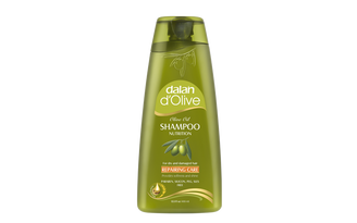 Roxy d'Olive Olive Oil Repairing Care Shampoo  The miracle of Mediterranean olive oil and wheat protein are combined in d'Olive Repairing Care Shampoo to restore natural health to your hair. Independent tests carried out by international accredited laboratories have proven that d'Olive Shampoo repairs damaged hair, deeply nourishes and strengthens it from root to tip, protecting it from split ends and regaining the moisture it has lost within 2 weeks.*  *Comparison of hair treated 3 times a week for 4 weeks with d'Olive Repairing Care Shampoo against untreated hair, by an Internationally Accredited Laboratory.