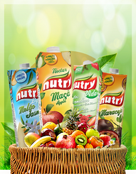 A campaign full of color, nature and great humor. It's joy, it's flavor, it's fruit that looks after us. It's Nutry Add