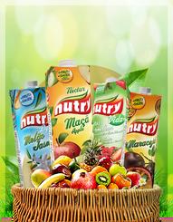 NUTRY JUICE TUTTI FRUTTI 1LT