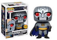 Batman Robot #193 Chase Funko Pop