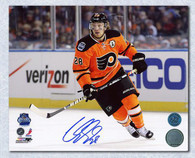 Claude Giroux Philadelphia Flyers Autographed Winter Classic 8x10 Photo
