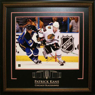 Chicago Blackhawks Patrick Kane Framed 16x20 Photo