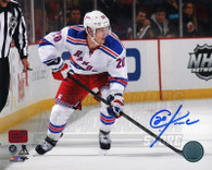Chris Kreider New York Rangers Autographed 8x10 Photo