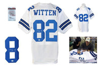 Jason Witten Dallas Cowboys Autographed NFL Custom Football Jersey
