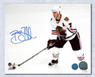Brent Seabrook Chicago Blackhawks Autographed Goal 8x10 Photo