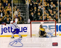 Brendan Gallagher Montreal Canadiens Goal vs Bruins 16x20 Photo