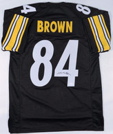 Antonio Brown Pittsburgh Steelers Autographed Custom Football Jersey