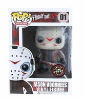 Jason Voorhees Chase GITD Friday the 13th Movie Pop Funko with hard protective case