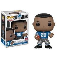 Barry Sanders Detroit Lions NFL Funko Pop