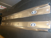 1970 - 1981 TRANS AM CAMARO BODY DOOR SILL PLATE SET