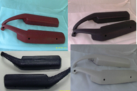 1976 - 1981 TRANS AM CAMARO DOOR PULL ARM REST SET **IMPROVED QUALITY**