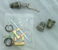 1979 - 1981 TRANS AM FIREBIRD DOOR & TRUNK LOCK SET NEW KEYED ALIKE