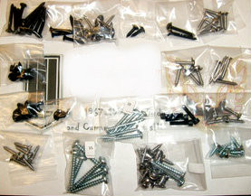 1978 - 1981 TRANS AM FIREBIRD T TOP INTERIOR TRIM SCREW KIT