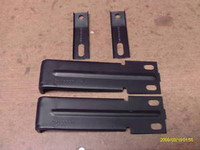 1979-1981 TRANS AM FIREBIRD CORE SUPPORT BRACKET SET