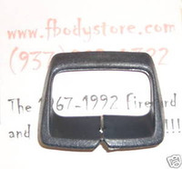 1974 - 1976 CAMARO TRANS AM SEAT BELT GUIDE LOOP