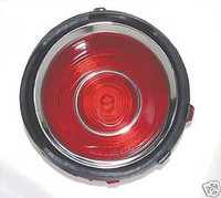 1970-1973 CAMARO TAIL LIGHT LENS ASSEMBLY RS RIGHT
