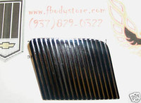 1969 FIREBIRD FENDER EMBLEM LOUVER VENT RIGHT LOWER
