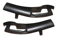 1978-1981 TRANS AM FIREBIRD CAMARO T TOP TRIM CAP SET REAR FISHER TOPS
