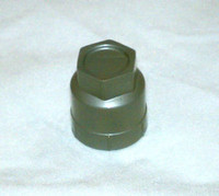 1982 - 1992 TRANS AM FIREBIRD CAMARO GRAY LUG NUT COVER CAP SET OF 20