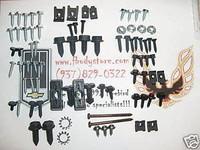 1970 - 1981 TRANS AM FIREBIRD DASH MOUNTING SCREW & CLIP KIT #1