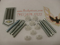 1977 - 1981 TRANS AM FIREBIRD HEADLIGHT ADJUSTER KIT