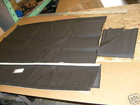 1970-1973 FIREBIRD CAMARO HEADLINER BLACK MESH 71 72