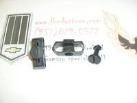 1970-1981 TRANS AM LOWER DASH PLATE PLASTIC SCREWS