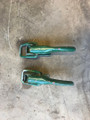 40 Series, Early Interior Windshield latch latches (Pair), Free Shipping