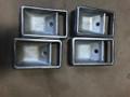 55 Series, Set of Interior Door Cups/ Bezels, Free Shipping