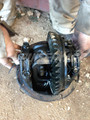 80 Series, Front High Pinion Differential