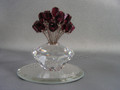 SCS 2002 15th Anniversary Vase of Roses