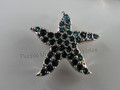 SCS 2006 Eternity Event Blue Starfish Tac Pin