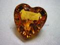 SCS 2005 Harmony Event Topaz Heart