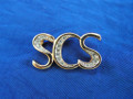 SCS 1991 Renewal Lapel Pin