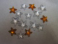 SCS 2005 Miniature Starfish ~ Set of 15