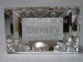 SCS 2006 Eternity Title Plaque