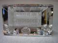 SCS 2007 Community Title Plaque