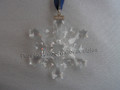 2004 Annual Edition Snowflake / Star Christmas Ornament