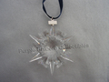 2002 Annual Edition Snowflake / Star Christmas Ornament