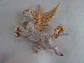 SCS 1998 Pegasus Brooch