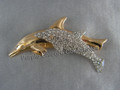 SCS 1992 Dolphins Brooch