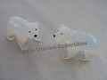 SCS 2011 Companion Polar Bear Cubs - White Opal
