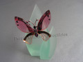 Azua Butterfly Object with Leaf Display