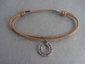 SCS 2014 Esperanza Event Horseshoe Charm Bracelet