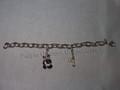 SCS 2008 Panda Charm Bracelet
